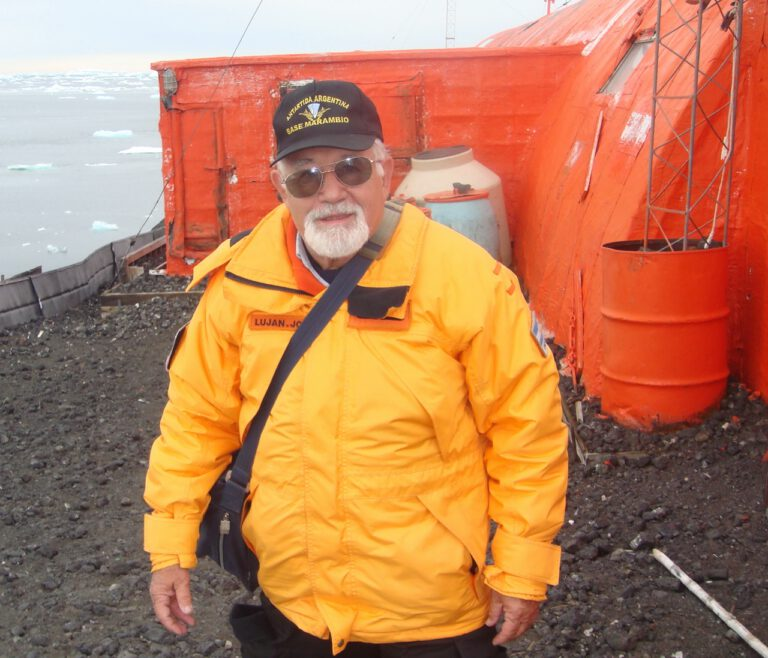 Fundación Marambio: El Dr. Juan Carlos Luján se recupera de operación