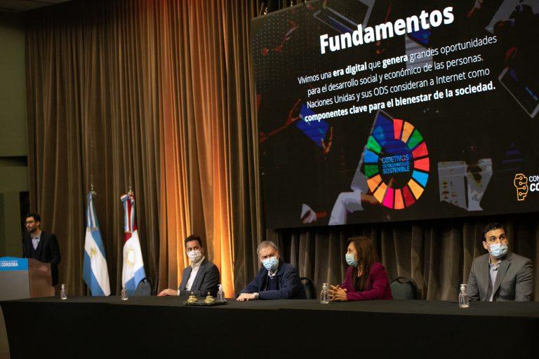 Red Digital: Pusieron en marcha primeros nodos de conectividad en Arroyito y SantiagoTemple