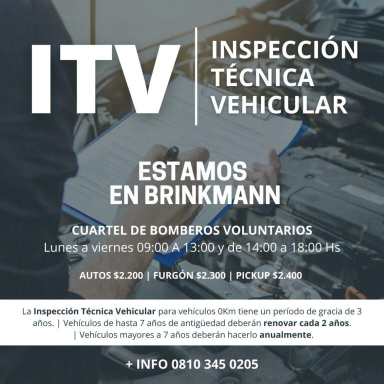 ITV en Brinkmann: Ultima semana en el cuartel de Bomberos