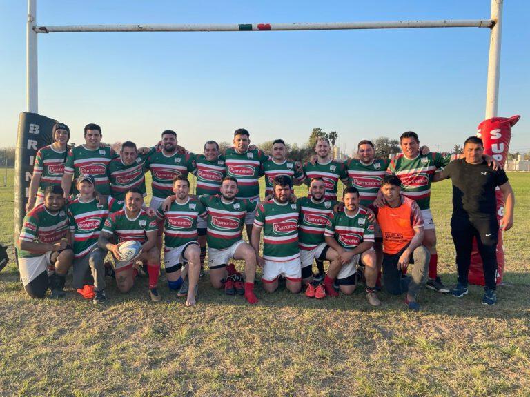 Rugby: «Los Toros» volvieron al ruedo